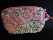 VERA BRADLEY Handbag COSMETIC CASE PETAL PINK